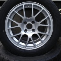 JRW wheel and tire