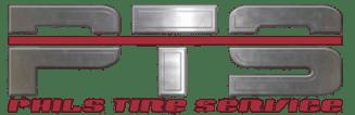 Phils Tire Service Logo