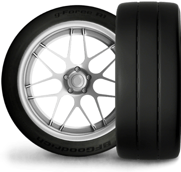 BFG g-Force R1-S DOT Competition Tire - Phil s Tire Service 4df64d14905