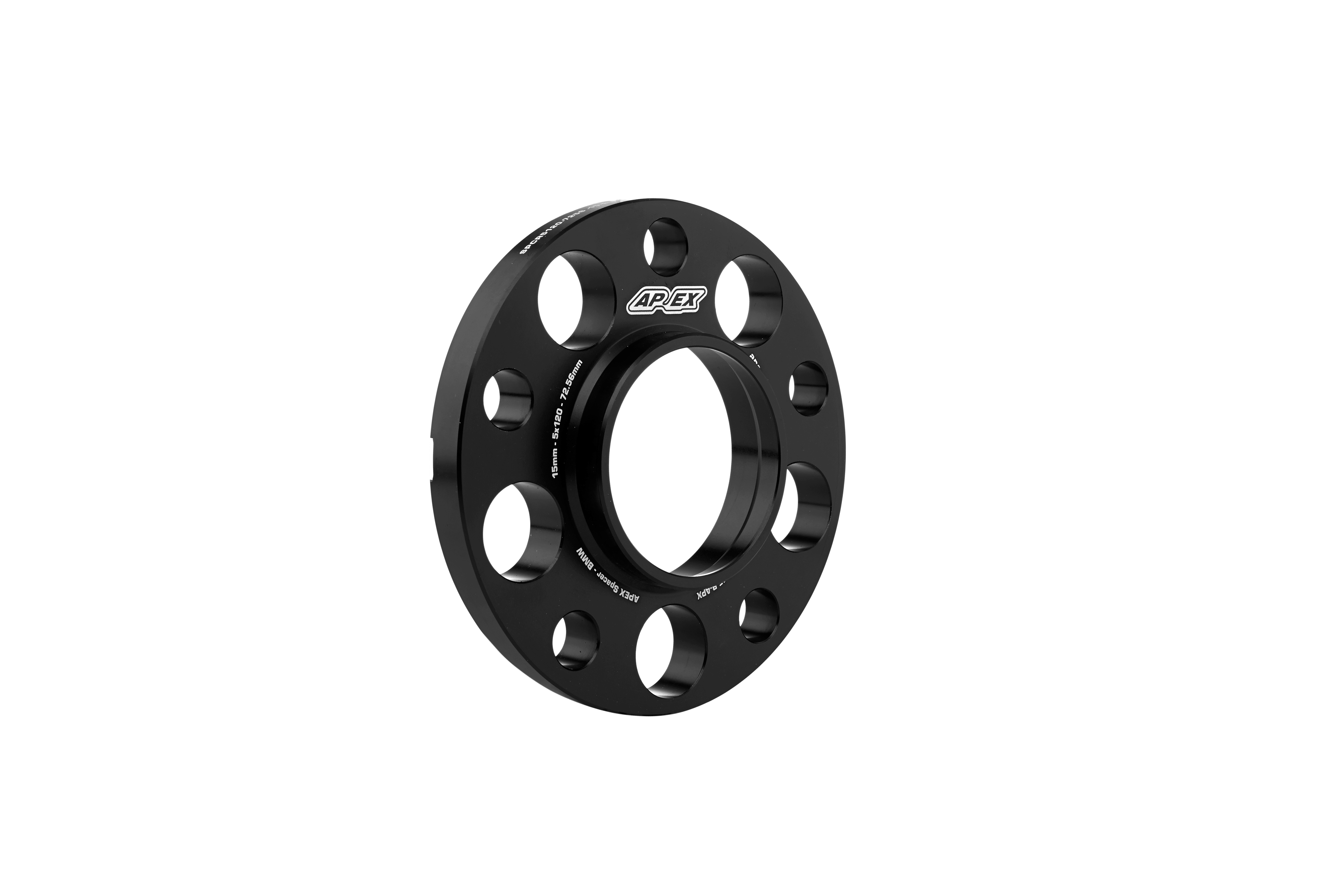 15mm Spacer Black