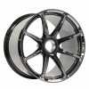 Forgeline GE1 Black Chrome