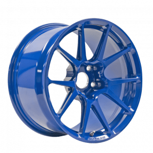 Forgeline GS1R Hot Rod Blue