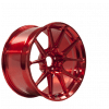 Forgeline GS1R Transparent Red